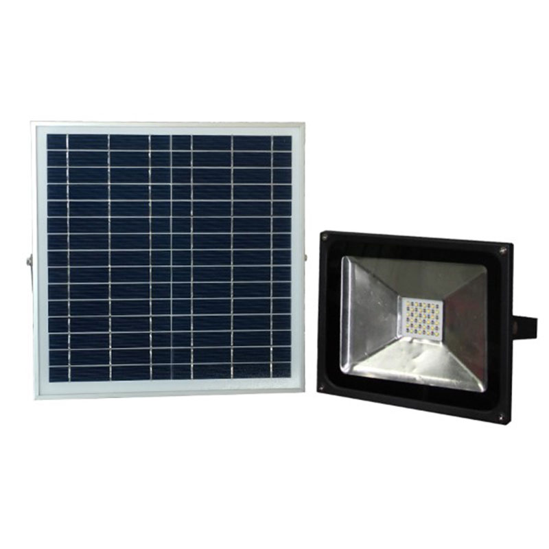 L-850G 150W Sensor Solar Flood light