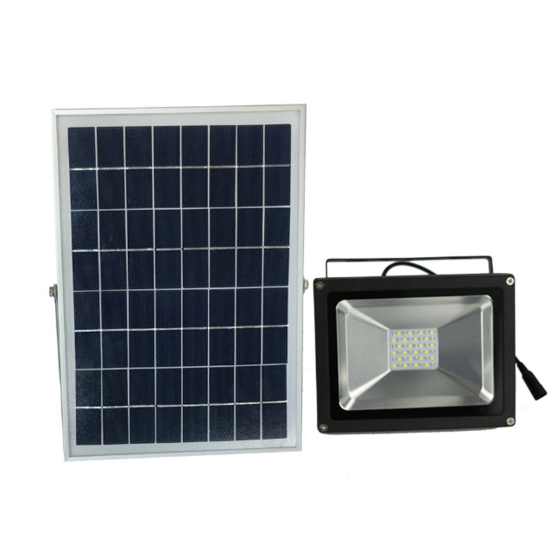 L-830G 80W Sensor Solar Flood light