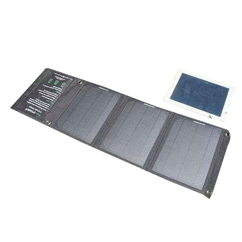 Solar charging package
