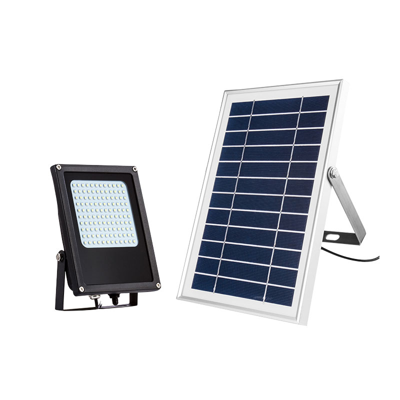 L-600F 120LED Solar Flood light