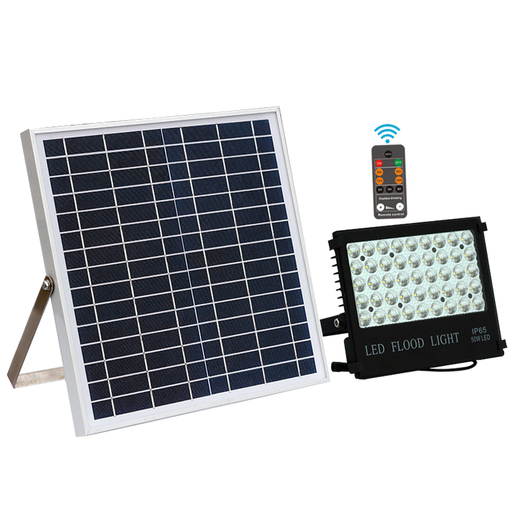 L-760 Solar Flood light