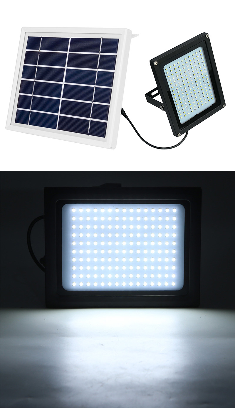 High Quality Luminaria Solar Led