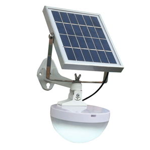 L-300A solar wall light