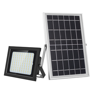 L-620D 20W 2 color Smart Solar Floodlight